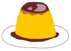 sweets_purin